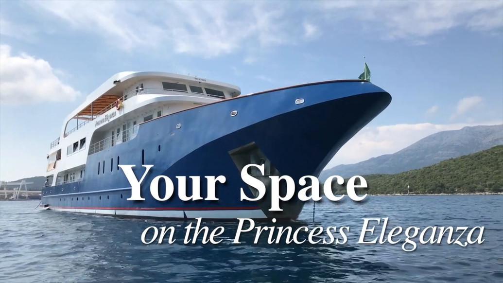 Princess Eleganza Cruise Ship | Noble Caledonia