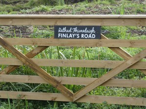 Finlay's road