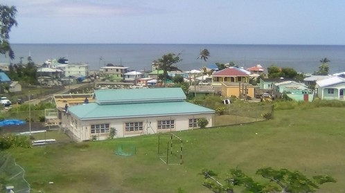 Portsmouth Dominica library