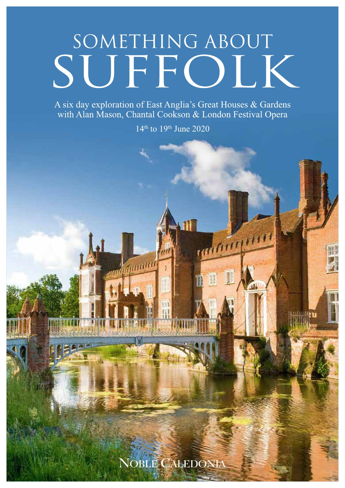 Something about Suffolk - 6pp