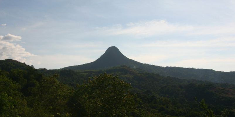 Mt Chirongui, Comoro Islands
