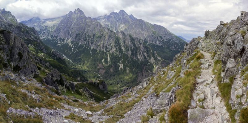 Tatra mountains, Slovak Republic