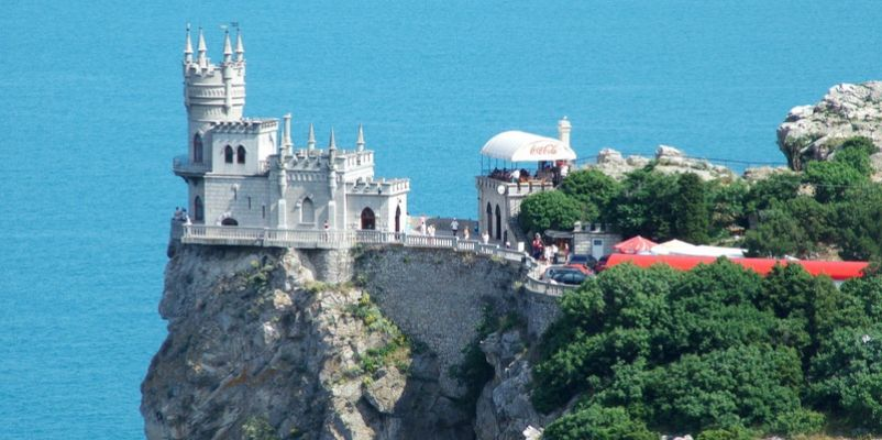 Swallows Nest, Yalta