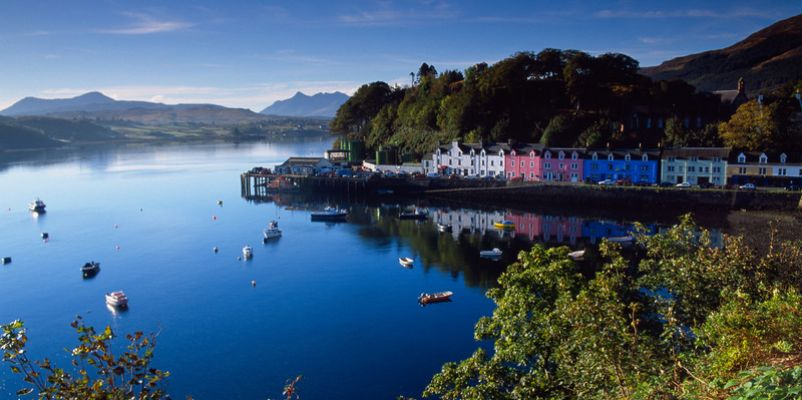 Portree - Scotland