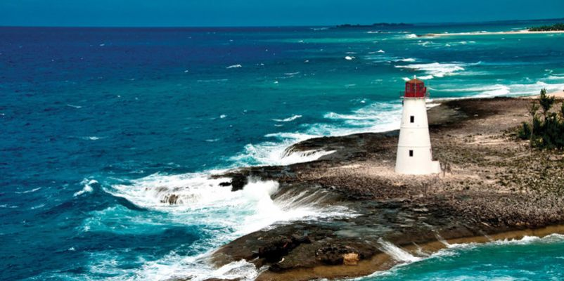 Lighthouse, Bahamas
