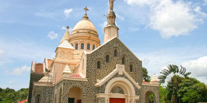 St Louis Cathedral, Martinique