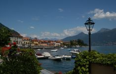 View from Hotel Menaggio, Lake Como