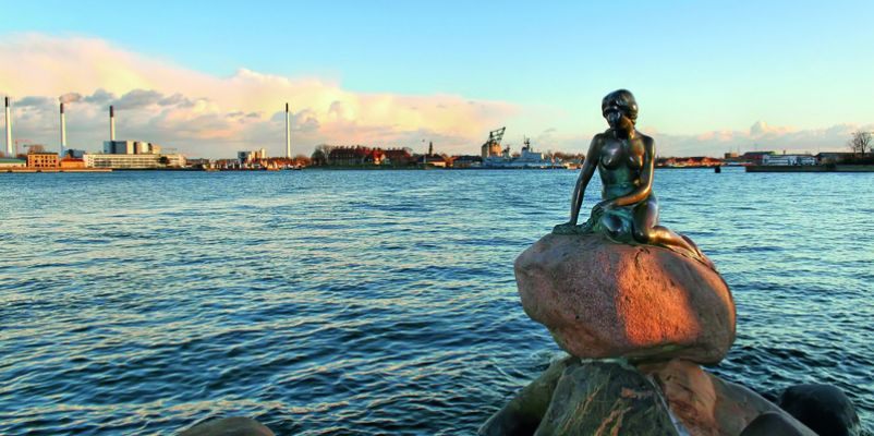 Little Mermaid Statue, Copenhagen
