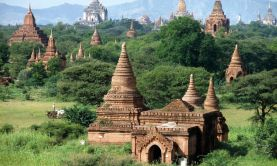 Treasures of Golden Myanmar 2016