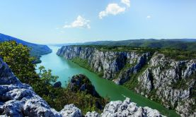 From the Danube Delta to Budapest