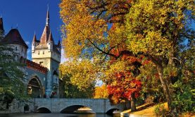 Autumn Splendours of Middle Europe