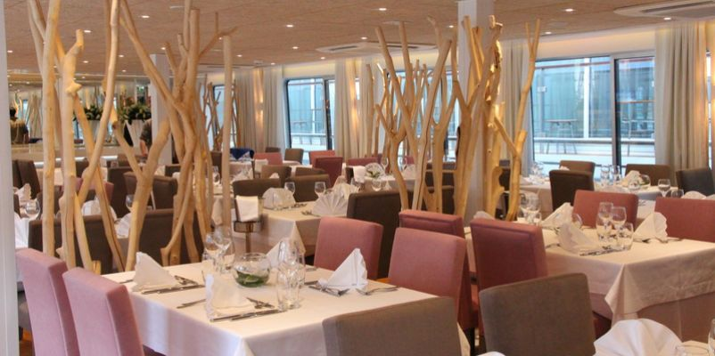 MS Camargue - Restaurant