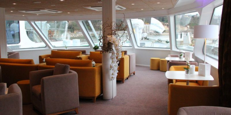MS Camargue - Lounge