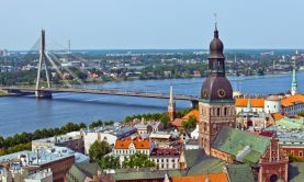 Summer in the Islands & Cities of the Baltic