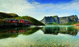 From the Norwegian Fjords to the Baltic