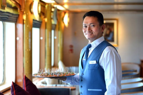 MS Hebridean Sky Cruise Ship | Noble Caledonia