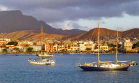 Island Hopping in Cape Verde
