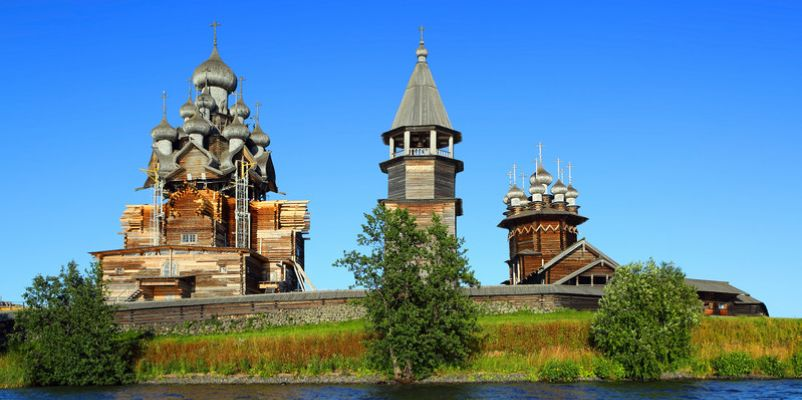 Open-Air Museum of Architecture, Kizhi Island