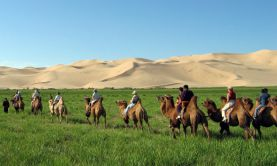 Cultural Mongolia with the Naadam Festival