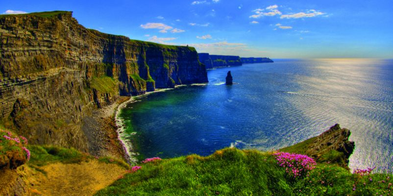 Cliffs of Moher, Aran Islands