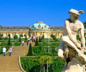 Palace of Sanssouci, Potsdam