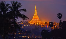 Wonders of Myanmar & the Upper Irrawaddy