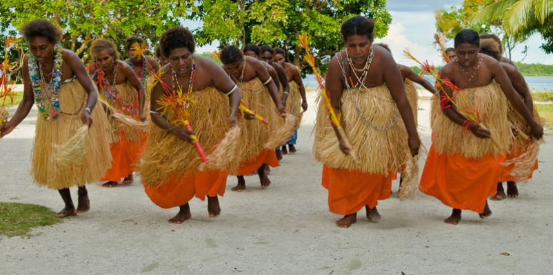 Traditional dance, Solomon Islands