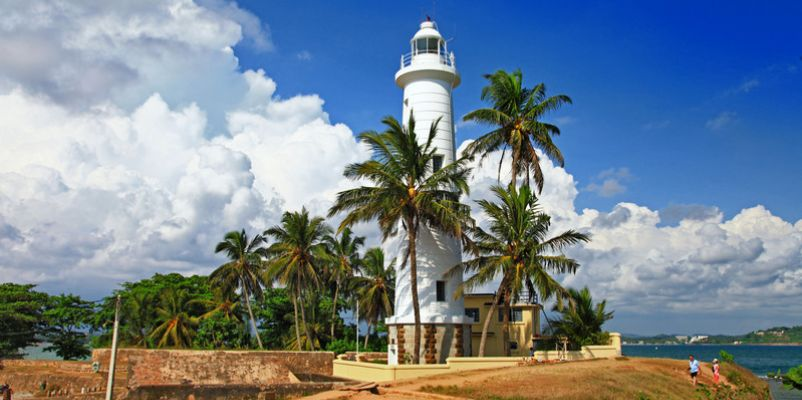 The lighthouse, Galle Fort