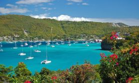 Luxury Under Sail in the West Indies