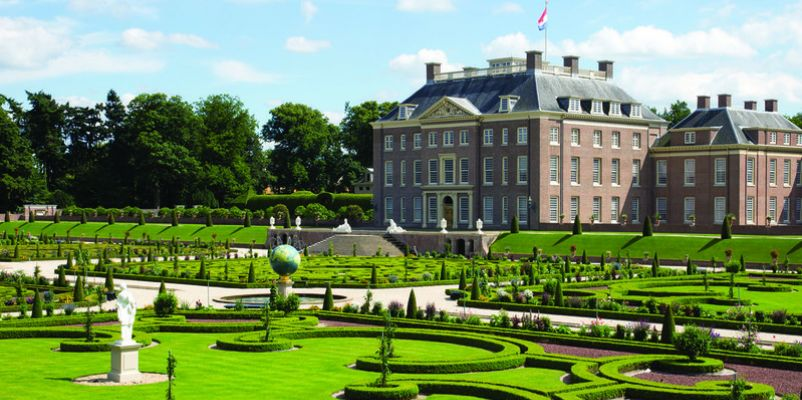 The Palace and Gardens of Het Loo