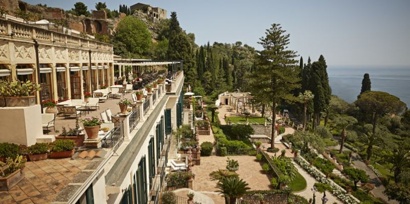 Belmond Grand Hotel Timeo - The Stunning Gardens