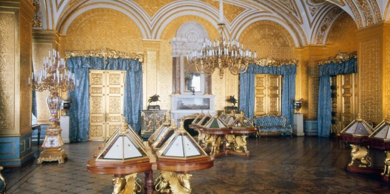 Golden Drawing Room, Hermitage