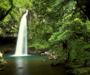Bouma Waterfall, Tavenui, Fiji