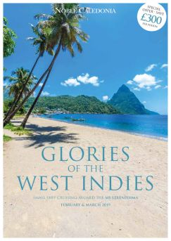 Glories of the West Indies - Serenissima - 16pp