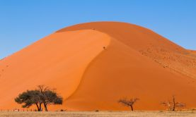 Namibia by Private Train 2019