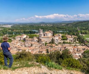 Viviers and the Rhone Valley