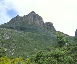 Cradle Mountain National Park.