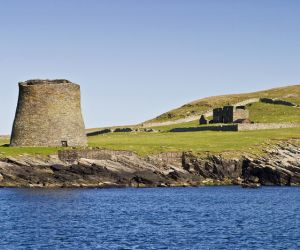 Broch of Mousa, Shetland Islands