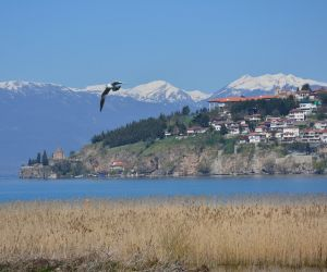 Lake Ohrid and the Old Town, Macedonia