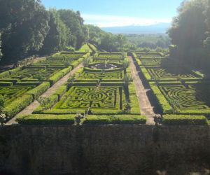 Gardens at Castello Ruspoli
