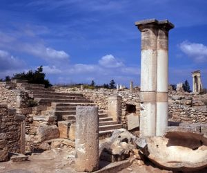 Ruins of ancient Kourion