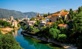 Dalmatia to the Balkans