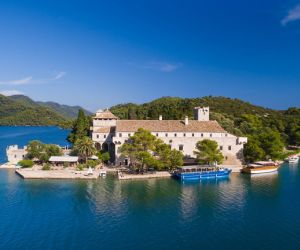 Monastery of Saint Mary, Mljet Island