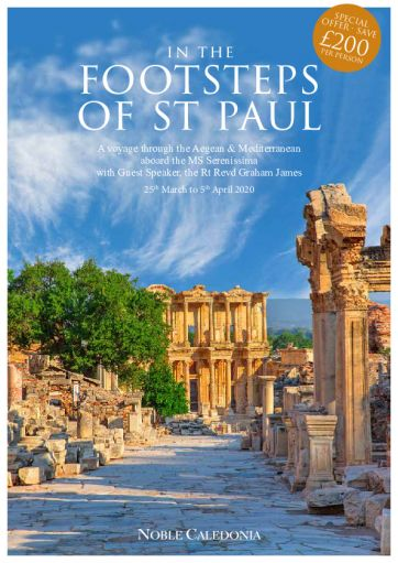 In the Footsteps of St Paul - Serenissima