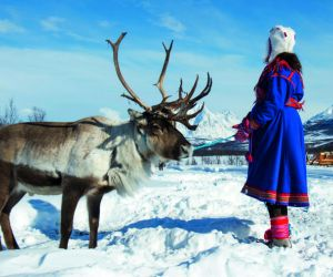 Traditional Sami culture