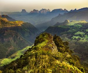 Simien Mountains National Park