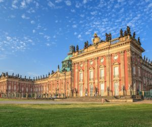 New Palace in Sanssouci Park, Potsdam
