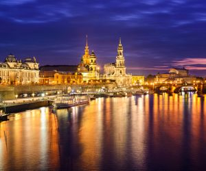 Dresden, 'Florence of the Elbe'