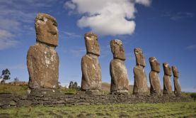 Passage to Easter Island