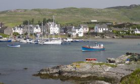 Island Hopping in the Hebrides - 2020